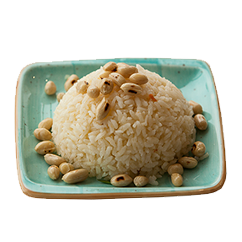 108) Pilaf With Peanuts