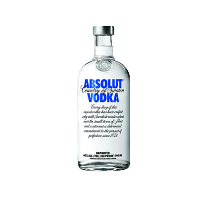 331) Absolut Blue