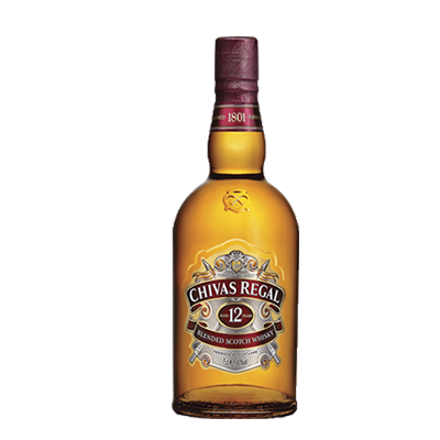 378) Chivas Regal 12 Year
