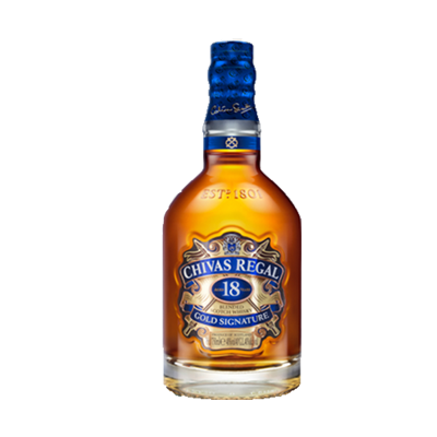 380) Chivas Regal 18 Year