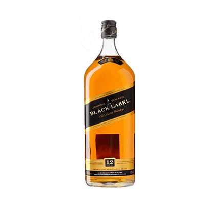 386) Johnny Walker Black