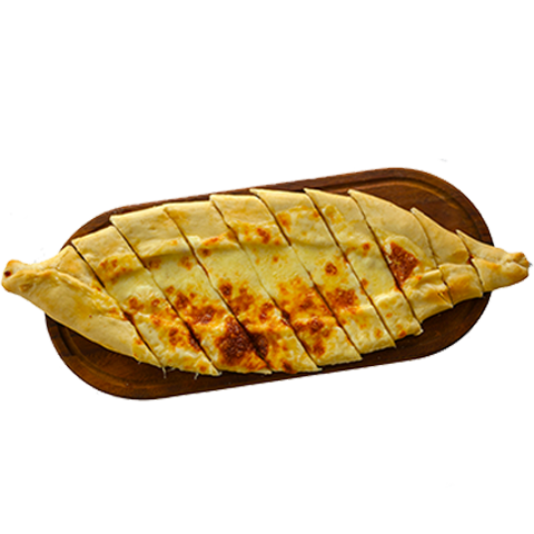 69) Cheese Pide