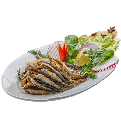 89) Anchovy (Pan-grill)
