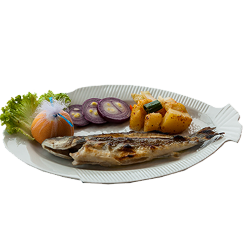 95) Sea Bass (Grilled/Pan Fried)
