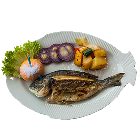 96) Bream (Grilled/Pan Fried)